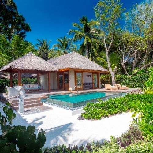 Luxury Residence with Private Pool